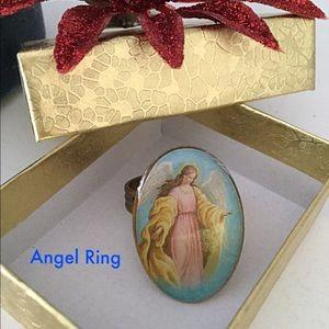 Angel Ring, Repurposed Pin
